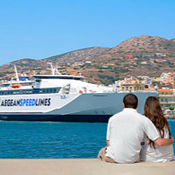 Aegean Speed Lines Domestic Ferry Tickets