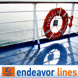 Endeavor Lines - cheap ferry Tickets