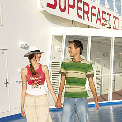 Superfast Ferries | Ferry Tickets