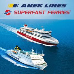 Anek Superfast Ferries | Cheap Ferry Tickets