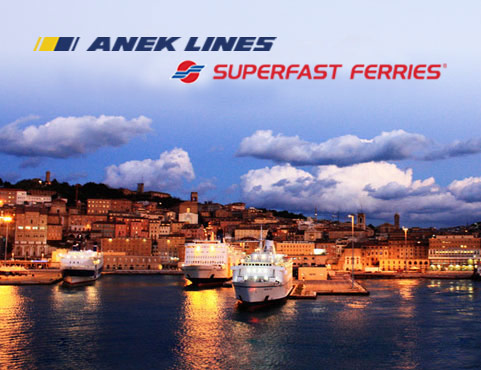 Anek Superfast 2015 – Early Booking Offer