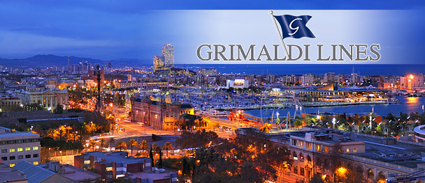 Grimaldi Euromed 2017 – Early Booking Discount – Book now and save!
