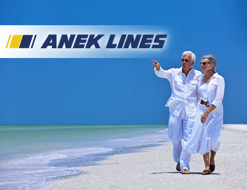Anek Lines 2013 – 10% Discount for Senior Passengers
