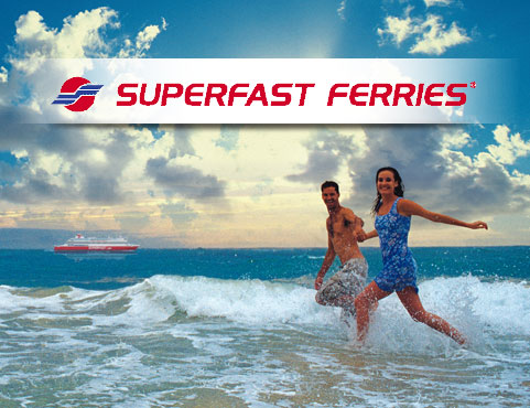 Superfast Ferries – Youth Discount 2013