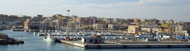 Ferry Barcelona Porto Torres online bookings