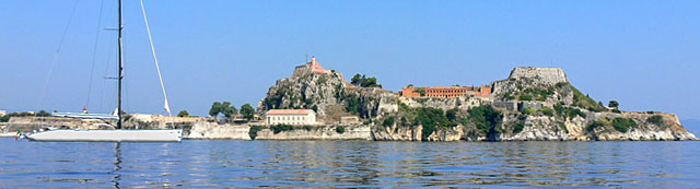 Ferry Bari Corfu online bookings