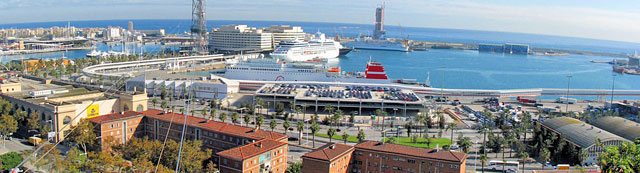Ferry Livorno Barcelona online booking