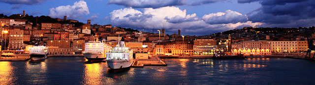 Ferries Patras - Ancona online bookings