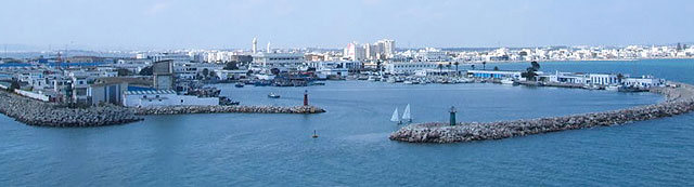 Ferries Tunis online booking
