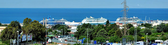 Ferry Tunis Civitavecchia online bookings