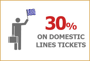 Anek Lines 2014 – 30% Discount on Domestic Fares