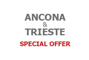 Minoan Lines 2013 – Ancona & Trieste Package Offer