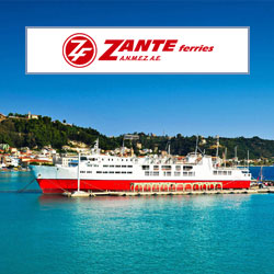 Zante Ferries - Ferry Tickets Online