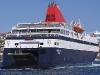 Aegean Pelagos Sea Lines Ship
