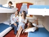 Anek - Superfast Ferries 4-Bed Cabin